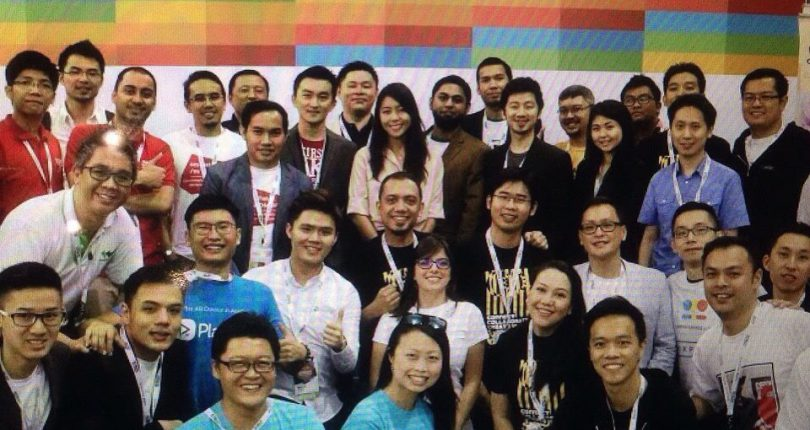 Represented MAGIC as the Top 15 Startups in Malaysia for Echelon 2015